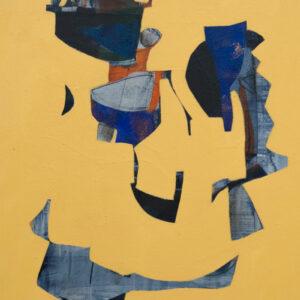 Thumbnail: Millarc THE WILD SIDE acrylic on canvas 16X20 750