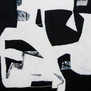 Thumbnail: Millarc DILEMMA oil on panel 24X36 $700
