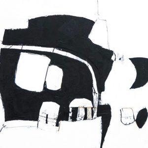 Thumbnail: Millarc WHITE LIGHT oil on panel 18X24 $700